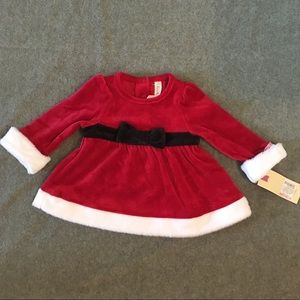 cherokee dresses newborn christmas dress